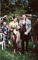 Wedding Petal Walk