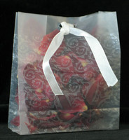 Frosted Petal Bags