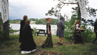 Viking/Medieval Wedding-Norway 6