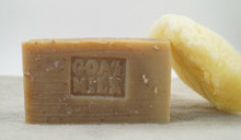 Queen Bee; Honey, Wheat Germ, Oatmeal Goat Milk Soap