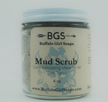 Mud Scrub Exfoliating Mask