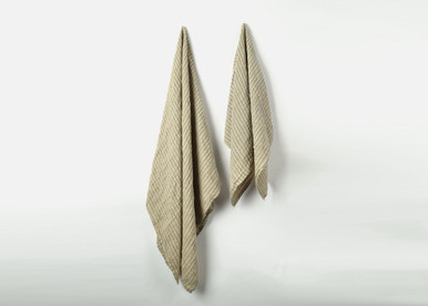 Two-ply Linen Hair Towel