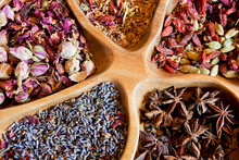 Facial Herbal Teas