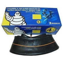 "Michelin 19"" UHD Inner Tube 120/80/19, (100/90/19), 130/70/19, (110/90/19)"