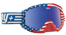 SPY KLUTCH VINTAGE USA - DARK BLUE SPECTRA LENS