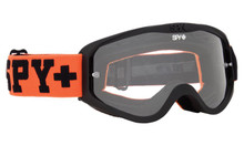 Spy Cadet Goggle Jersey Orange/Clear Lens