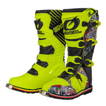 ONeal Rider MX Boots Crank
