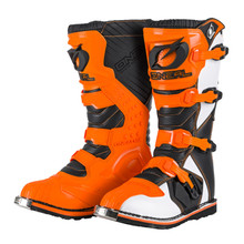 ONeal Rider MX Boots Orange