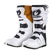 ONeal Rider MX Boots White