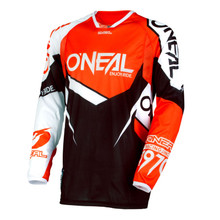 2018 O'Neal Flow True Jersey Orange/White