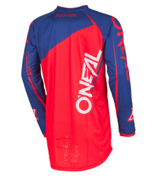 2018 O'Neal Mayhem Lite MX Jersey Blocker Red/Blue