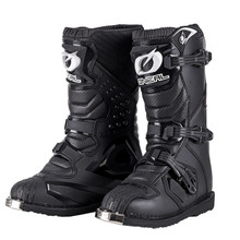O'Neal Rider Youth MX Boots Black