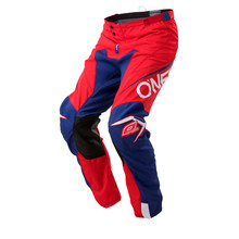 2018 O'Neal Mayhem Lite MX Pant Blocker Red/Blue