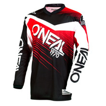 2018 O'Neal Element MX Racewear Jersey Black/Red