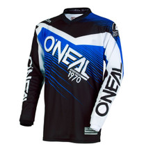 2018  O'Neal Element MX Racewear Jersey Black/Blue