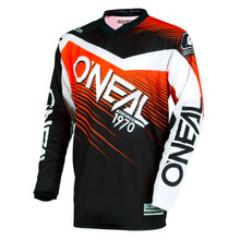 2018 O'Neal Element MX Racewear Jersey Black/Orange