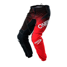2018 O'Neal Element Racewear MX Pant Black/Red