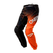 2018 O'Neal Element Racewear MX Pant Black/Orange