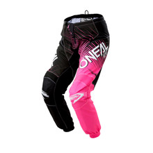 2018 O'Neal Element Racewear MX Pant Black/Pink