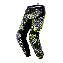 2018 O'Neal Element MX Pant Attack Black/Hi-Viz