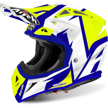 Airoh Aviator 2.2 MX Helmet Steady Yellow Gloss