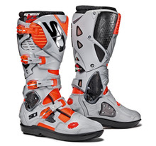 SIDI Crossfire 3 SRS Red Flo/Ash MX Boots