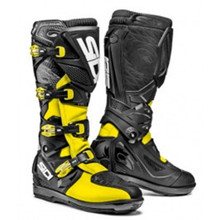 Sidi Xtreme SRS MX Boots Yellow Fluo/Black