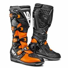 Sidi Xtreme SRS Boots Orange Fluo/Black