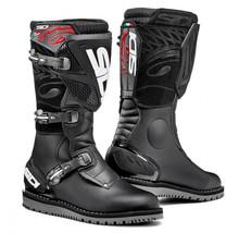 Sidi Trial Zero 1 Boots Black