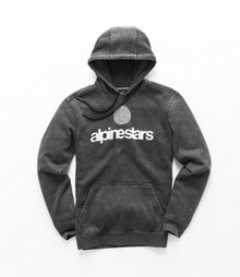 Alpinestars Fleece Hoody Campioni Charcoal