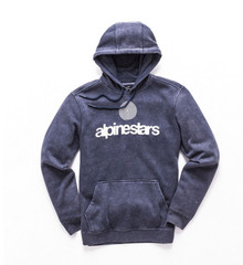 Alpinestars Campioni Fleece Hoody Navy
