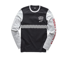 Alpinestars Long Skeeved T-Shirt Kickstart Black