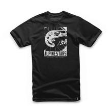 Alpinestars Men's Adult Casual T-Shirt Spoker Black