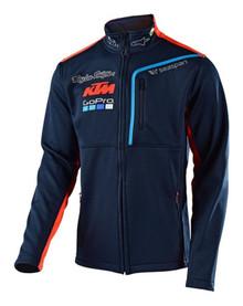 Troy Lee Designs TLD Fleece Polar KTM Team Jacket