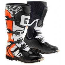 Gaerne React MX Boots Orange Flou