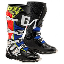 Gaerne React MX Boots Red/Yellow