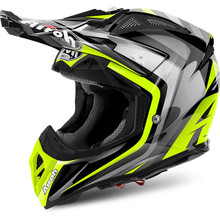 Airoh Aviator 2.2 Warning Yellow Helmet