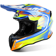 Airoh Twist MX Helmet Mix Blue