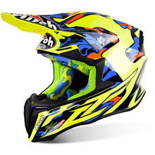 Airoh Twist TC16 MX Helmet Yellow/Black
