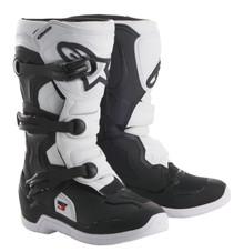 Alpinestars Tech 3S Youth Motocross Boots Black/White