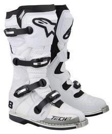 Alpinestars Tech Eight RS White Boots