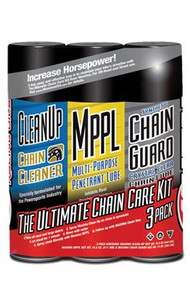 Maxima Chain Syn Guard Maintenance Combo Kit 3 Pack