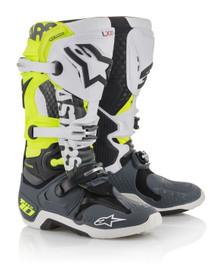 Alpinestars Tech-10 Motocross Boots Limited Edition Angel