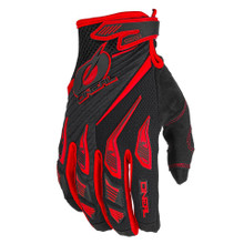 2018 O'Neal Sniper MX Gloves Red