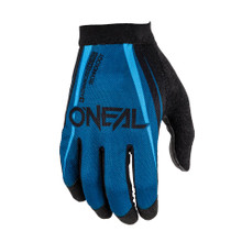 2018 O'Neal AMX Blocker MX Gloves Black/Blue