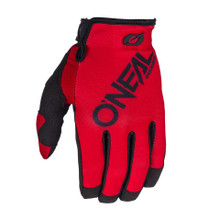2018 O'Neal Mayhem Two-Face MX Gloves Red