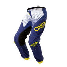 2018 O'Neal Youth Element Pant Racewear Blue/Yellow