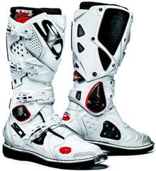 Sidi Crossfire 2 MX Boots White/White