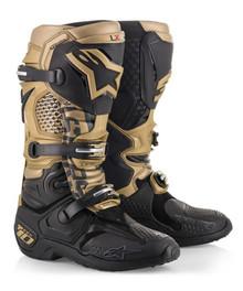 2018 Alpinestars Tech 10 Limited Edition MX Boots Aviator