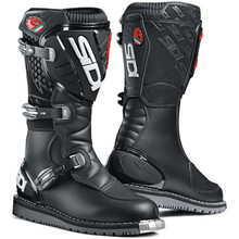 Sidi Courier Trials Boots Black